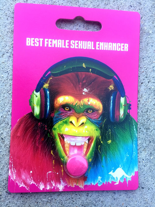 Monkey Best Female Sexual Enhancer 36 ct Display Box $4.16 per pill