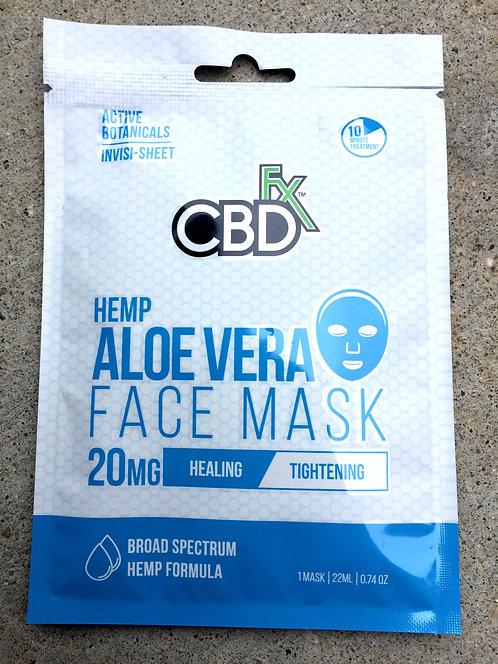 CBDfx Face Mask 20 MG 5 options -20 Masks $4.80 per mask