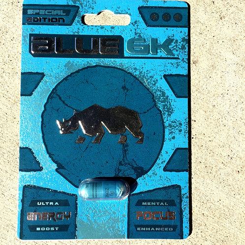 Blue 6k -30 ct $3.83 per pack
