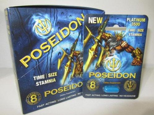 VIP PRICE Poseidon -25ct Display Box $3.26 per pill