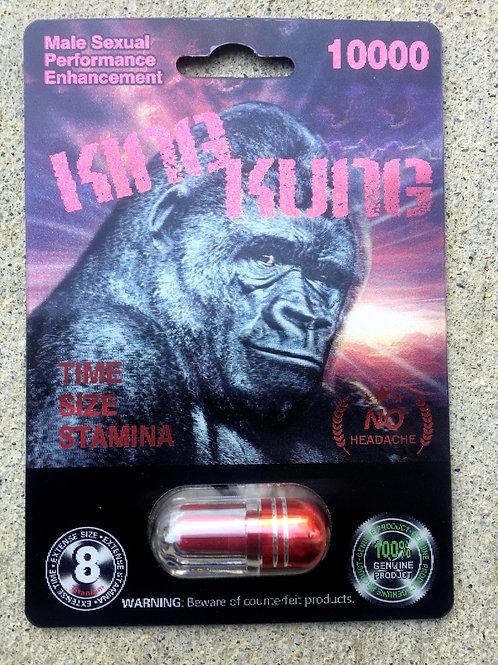 King Kung 8,000 -20 ct Display Box $3.60 per pill