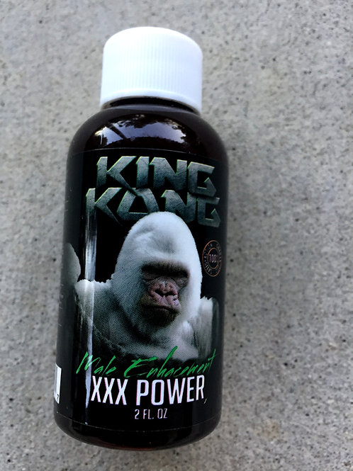 King Kong XXX Power 24 ct Drink Shots $5.25 per bottle