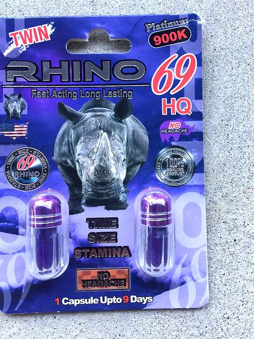 Twin Platinum 900 k 48 ct Display Box $2.41 per pill