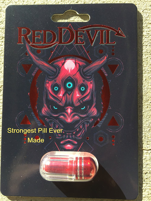 Red Devil 24 ct Display Box $4.50 per pill