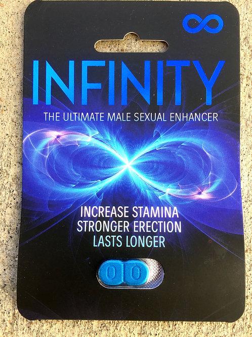 Infinity 30 ct Display Box $4.37 per pack $2.18 per dose