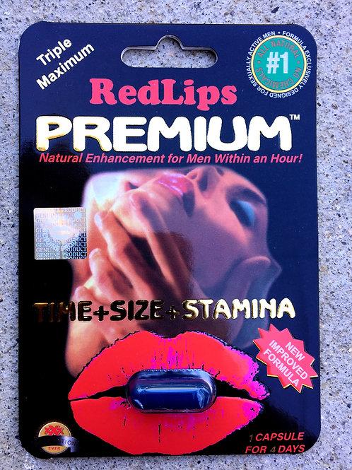Red Lips Triple maximum 24 ct Display Box $3.12 per pill