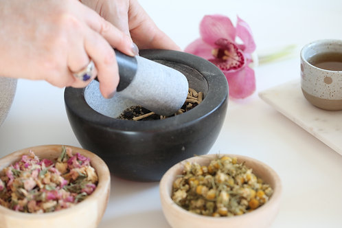 Organic Iron Tonic Tea
