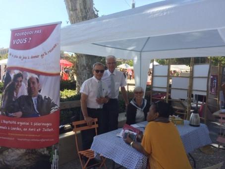 Forum des associations à Nîmes