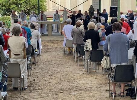 Pèlerinage à Notre Dame de La Blache