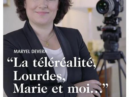 (Reporté à 2021) Conférence témoignage de Maryel Devera