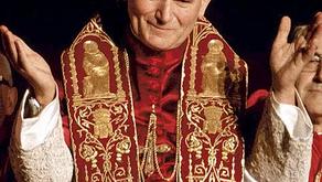 """Conférence """"Saint Jean-Paul II, une vie au service de la paix"""""""