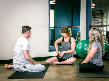 Motion for Life | The Side Sit Stretch