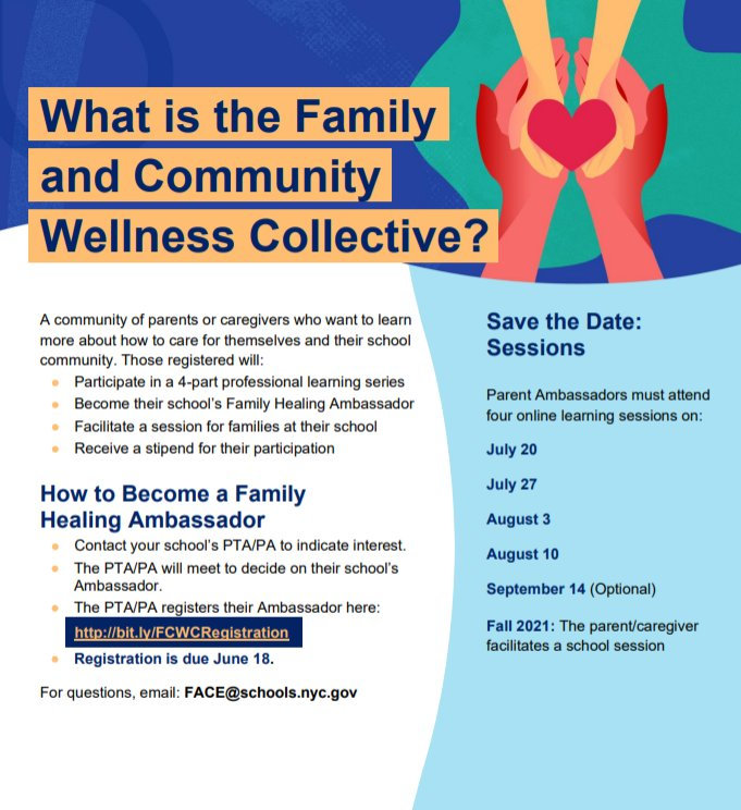 Family wellness ambassador