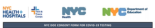 NYC DOE Covid Testing Consent Form