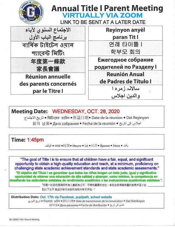 tITLE 1 PARENT MEETING FLYER 10-28-20.jp