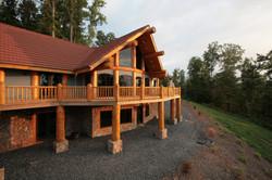 Handcrafted Custom Home