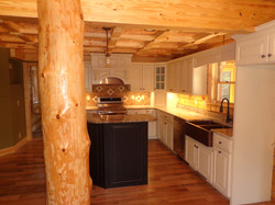 Kitchen in Sierra