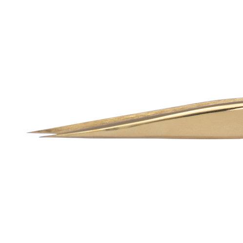 Pacote Tweezer Gold(2 pinças)