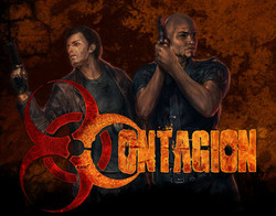 Contagion game