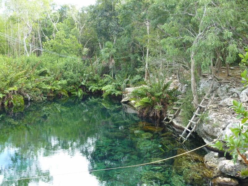 Cenote Xunaan-Ha