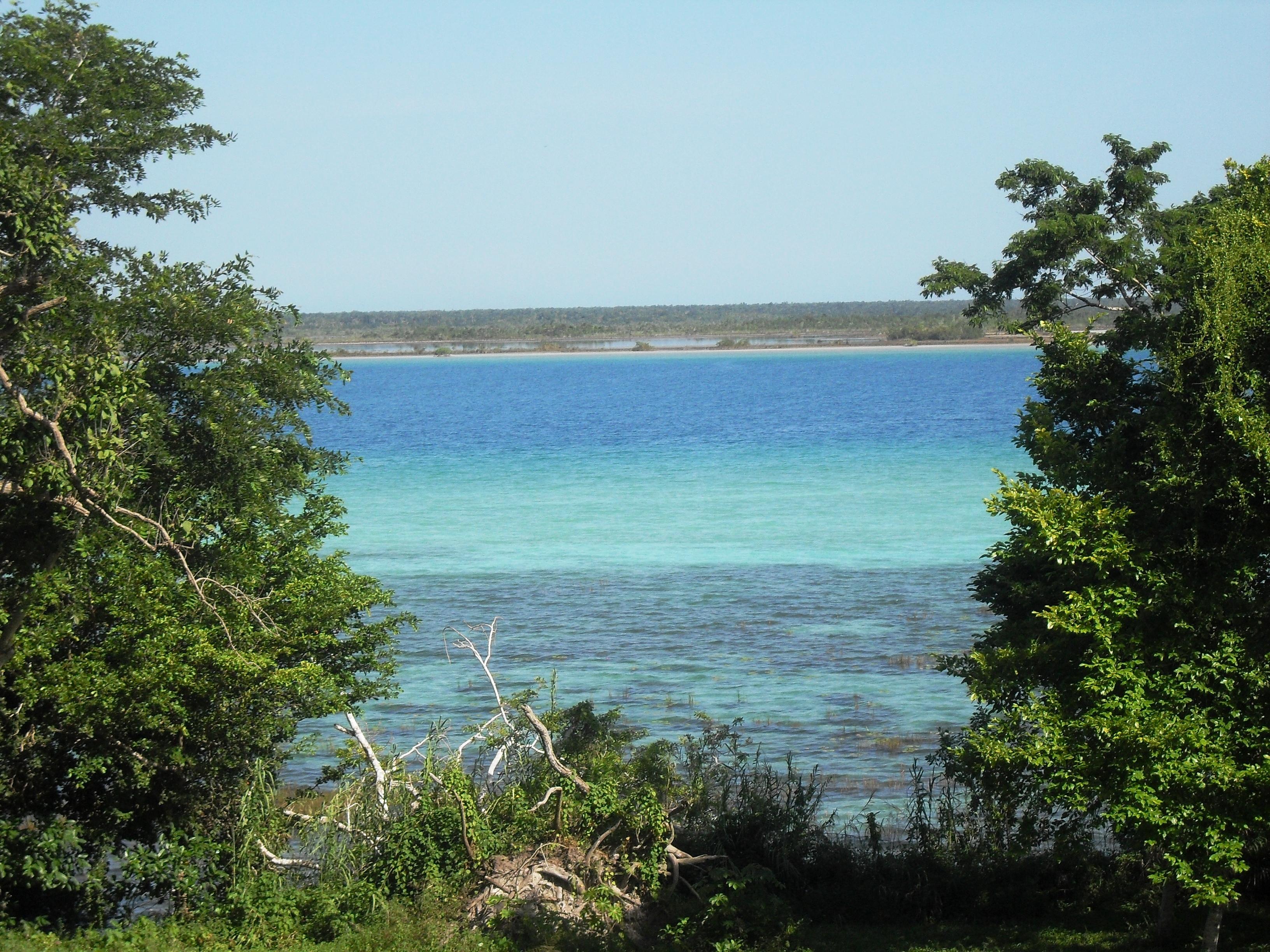 Laguna de los 7 colores