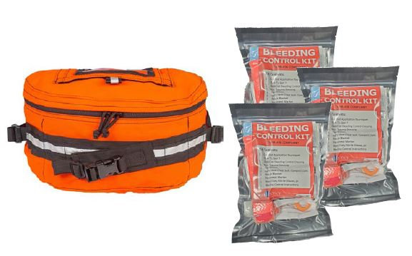 Bleeding Control Kit Multi-Pack | Education