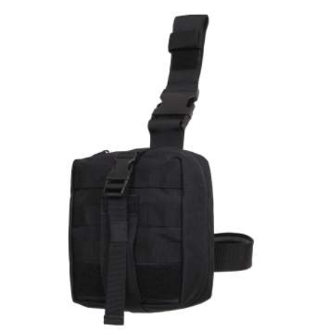 Drop Leg Tactical Medical Pouch (BAG ONLY)