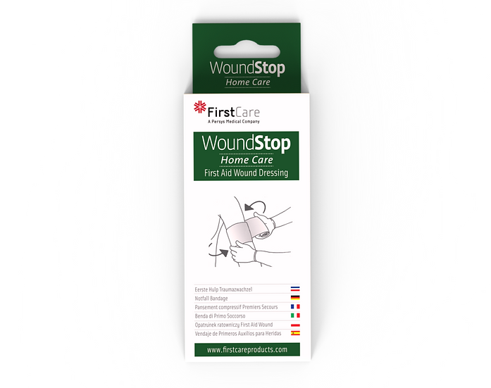 Wound Stop/Home Care Dressing