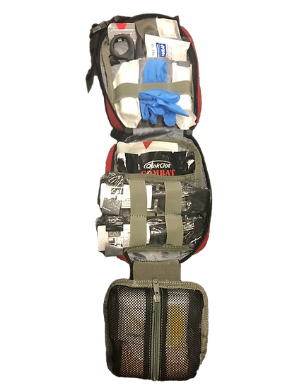 Enhanced Individual First Aid Kit