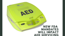 New FDA Guidelines on AED Purchases