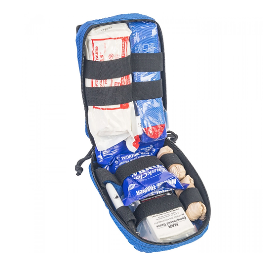 Public Access Individual Bleeding Control (Blue Trainer)