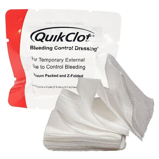 QuikClot® Bleeding Control Dressings
