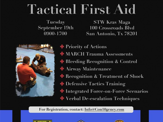 Winning Mindset Training Group | Tactical First Aid