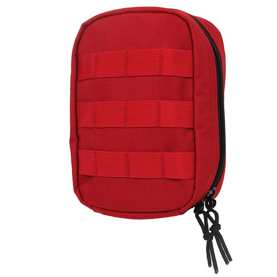 Tactical Trauma & First Aid Kit Pouch (Bag Only)