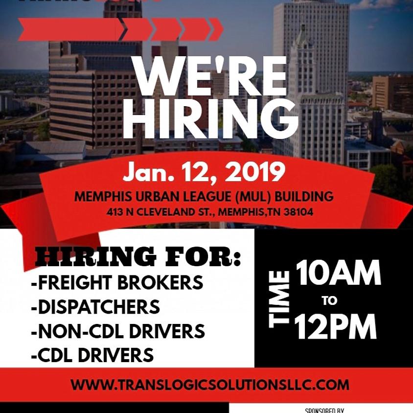 TransLogic Solutions LLC Job Fair