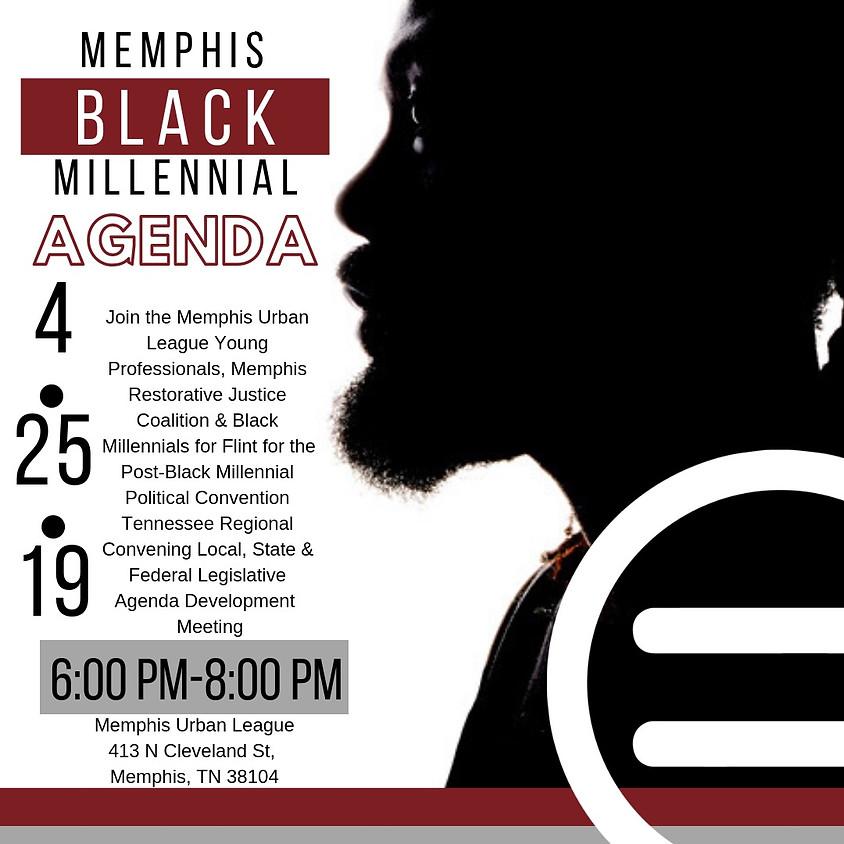 Memphis Black Millennial Agenda Pt 2 - April GBM