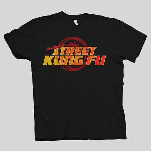 Street Kung Fu (YouTube Channel T_Shirt)