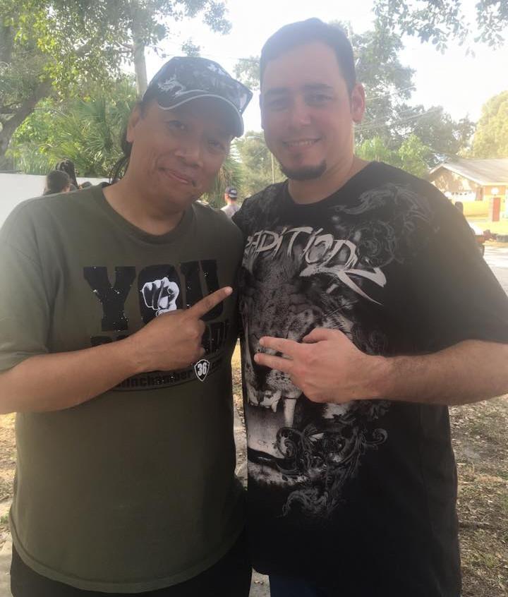 John Kreng & I