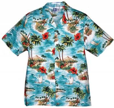 The Hawaiian Shirt Effect