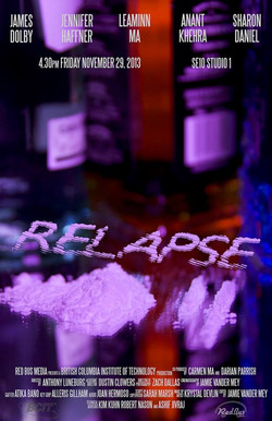"""""""Relapse"""" Poster"""