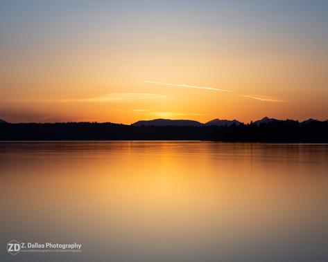 Saanich Sunset