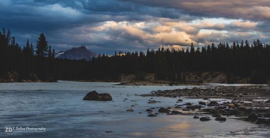 Athabasca Sunset 2