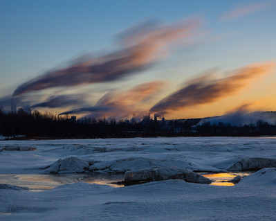 Industrial Sunrise II