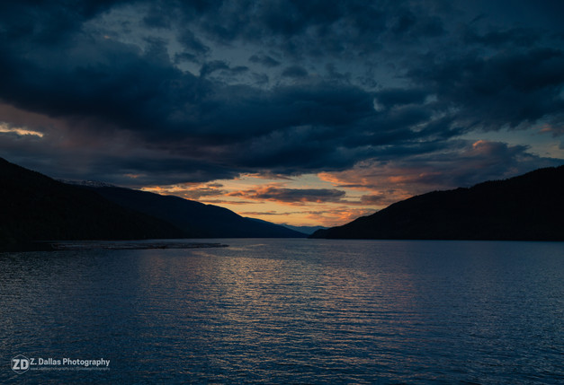 Shuswap Sunset