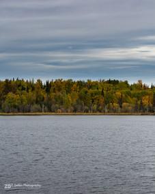 Fall Colours at Ruby Lake