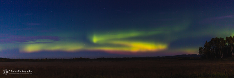 September Aurora
