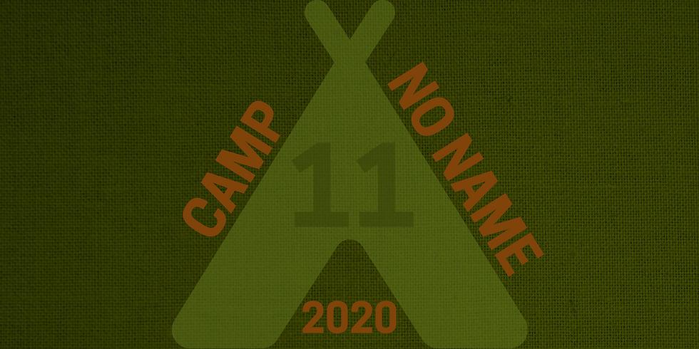 Camp No Name 2020
