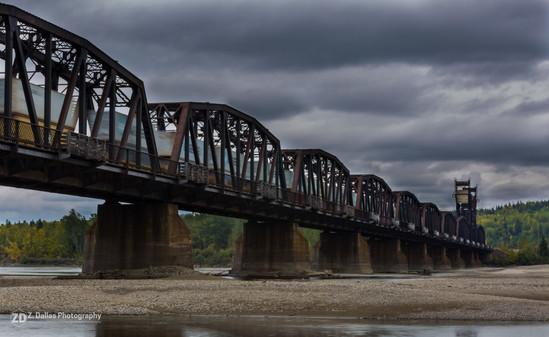 Hurry Across the Bridge