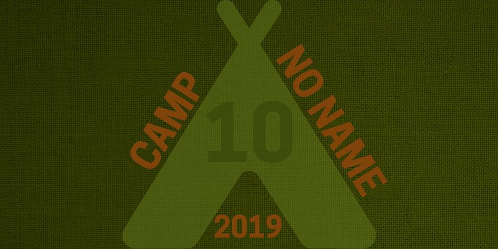 Camp No Name 2019
