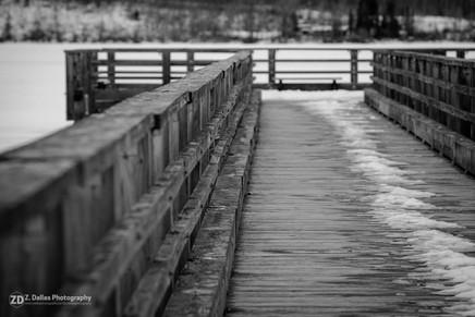 Fraser Lake Pier